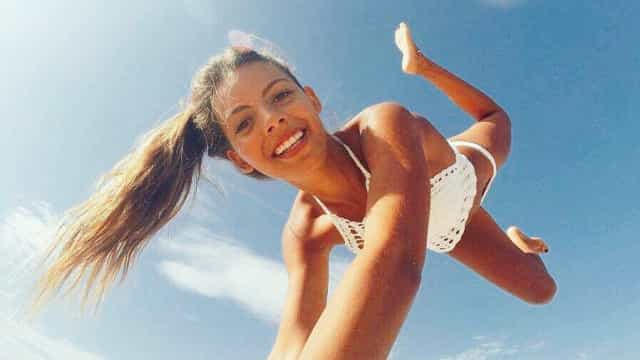 Raissa Alves: Esta menina vai pôr o seu mundo de pernas para o ar