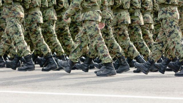 Ministério Público pede detenção de militar do Exército em missão na RCA