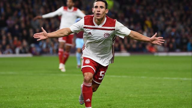 """""""Podence é um jogador acima da média no campeonato grego"""""""
