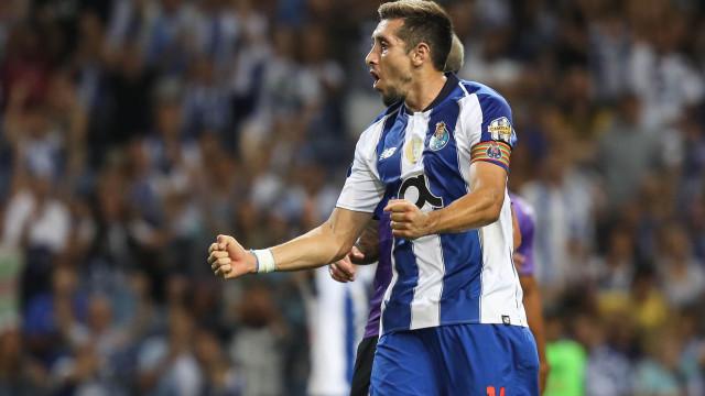 Futuro de Herrera no FC Porto continua por decidir