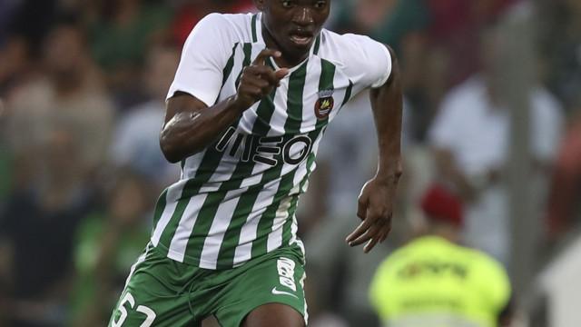Gelson Dala, Brahimi e Marega candidatos a futebolista africano do ano