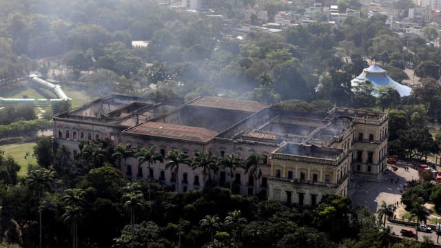 """""""Incêndio no Museu Nacional foi a segunda extinção da história ameríndia"""""""