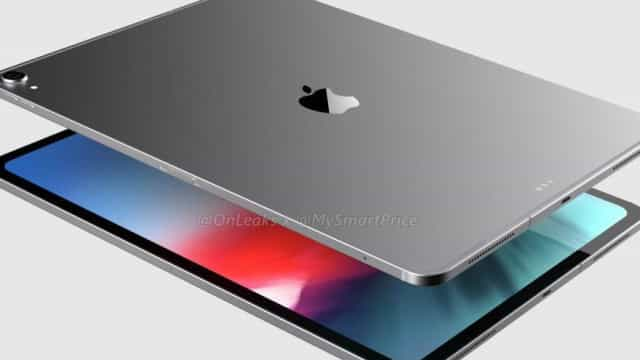 Será este o aspeto do próximo iPad Pro?