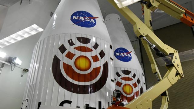 NASA pondera recorrer a patrocínios para reduzir custos de lançamentos