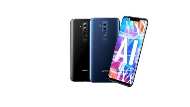 Um já está. Veja as imagens de um dos três novos smartphones da Huawei