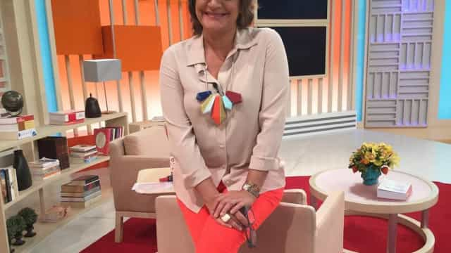 Júlia Pinheiro já começa a despedir-se das manhãs da SIC?