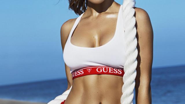 Guess Activewear x Amanda Cerny: Conheça a coleção que vai dar que falar