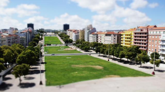 O maior slide urbano da Europa vai estar na Alameda