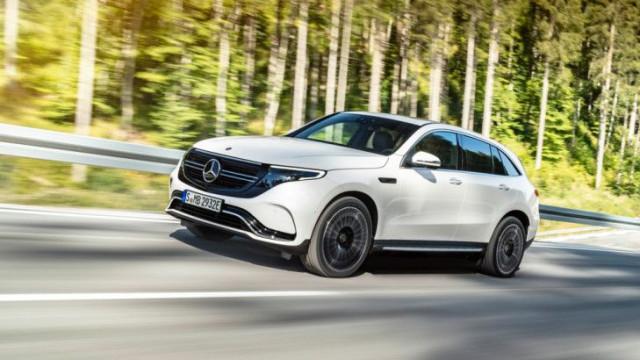 Eis o novo e totalmente elétrico Mercedes EQC