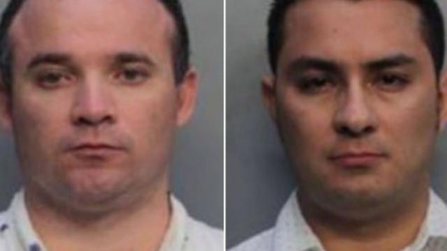 Padres detidos após serem apanhados em atos sexuais dentro de carro