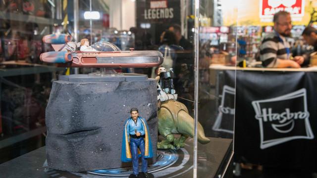 Hasbro apresenta nova linha de Tranformers e de Mighty Muggs