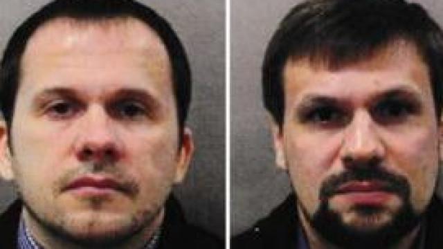 Polícia britânica identifica suspeitos russos de envenenar ex-espião
