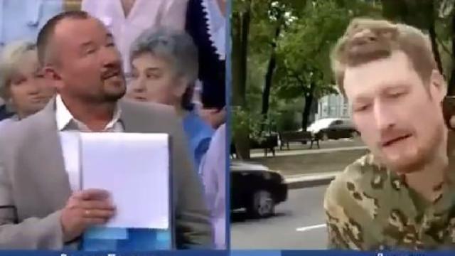 Jornalista atacado durante direto sobre assassinato de líder separatista