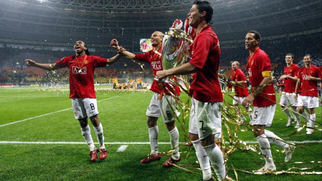 """""""Ronaldo ganhou a Champions em 2008 e sabem o que ele fez? Foi treinar"""""""