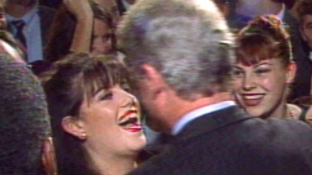 Monica Lewinski vai entrar em série documental sobre Bill Clinton