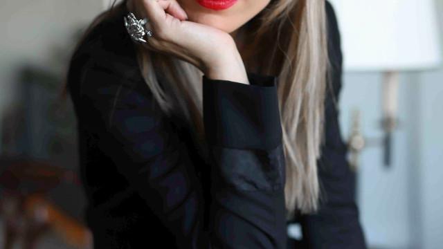 """""""Que pernão!"""": Ana Rita Clara em """"modo diva"""" antes da GQ Men of The Year"""