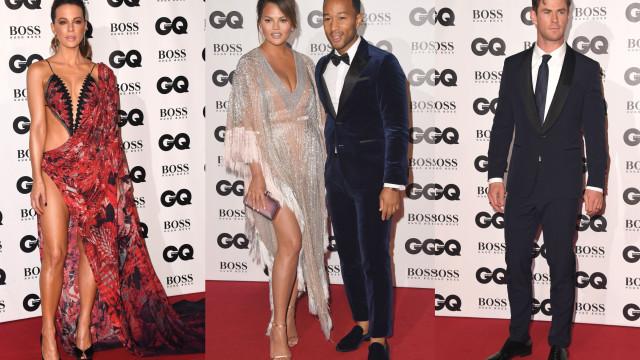 Gala GQ: Os visuais dos famosos que brilharam na cerimónia de prémios