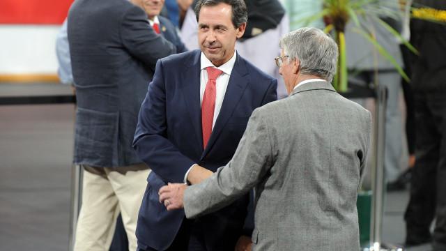 """""""Acho que vai haver eleições antecipadas no Benfica e serei candidato"""""""