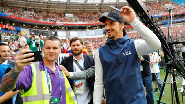 'Bomba' na MLS: Zlatan Ibrahimovic pode rumar... ao Egito
