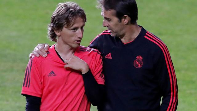 El Mundo: Modric aceita oito meses de prisão por crimes fiscais