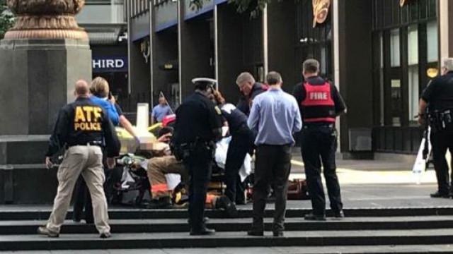 Homem abre fogo em banco de Cincinnati. Há quatro mortos e vários feridos
