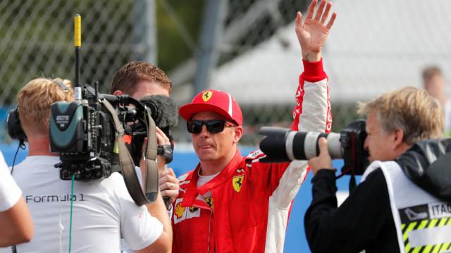 'Bomba' na Ferrari: Raikkonen pode estar de saída e já terá substituto