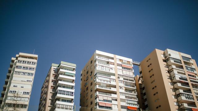 Avaliação bancária sobe para os 1.205 euros por metro quadrado