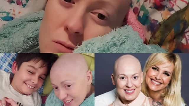 """""""Hoje faz um ano que descobri que tinha cancro na mama"""""""