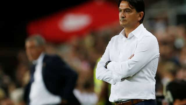 Selecionador croata elogia Bruma, Bernardo e William Carvalho