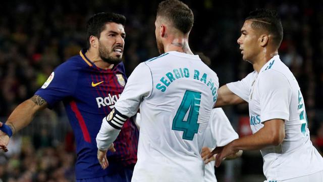 Barcelona-Real Madrid: Primeiro 'El Clásico' da época já tem data marcada