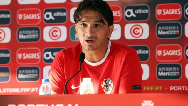 Selecionador croata ficou impressionado com três jogadores portugueses
