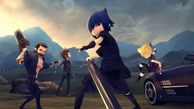 'Final Fantasy XV' também chegará à Nintendo Switch