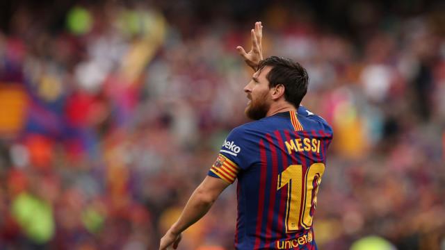 """Van Bommel sobre Messi: """"É o melhor do mundo, com ou sem bola de ouro"""""""