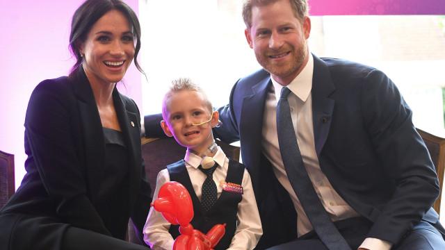 Meghan Markle e Harry revelam o que menos gostam como membros da realeza