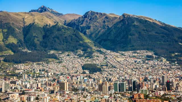 Conheça e deslumbre-se com as capitais mais altas do mundo