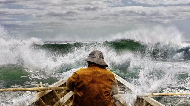 Sabe que uso dão os pescadores do Quénia aos preservativos?
