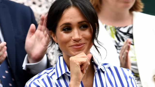 Família real britânica quer que Meghan Markle perca sotaque americano