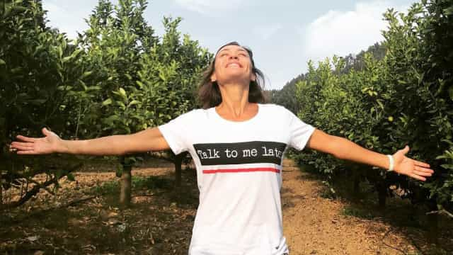 Fátima Lopes tira férias para começar retiro espiritual