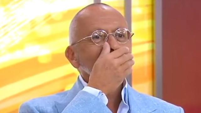 Ops! Manuel Luís Goucha comete gafe em direto