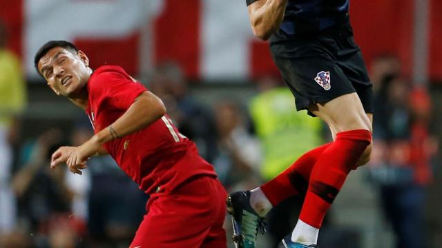 Rony Lopes é baixa de última hora para o Portugal-Itália
