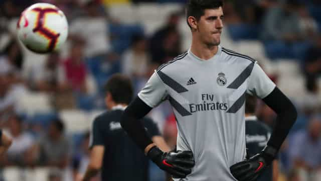 "Courtois: ""Sobreviveremos a esta difícil sequência no Real Madrid"""