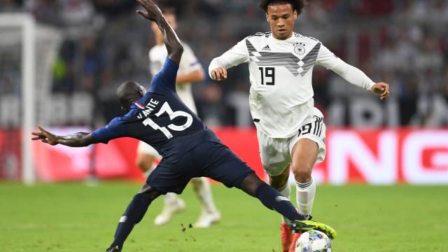 Revelado o verdadeiro motivo pelo qual Sané foi dispensado da seleção