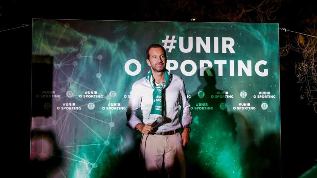Oficial: Frederico Varandas é o novo presidente do Sporting