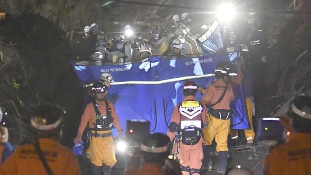 Novo balanço aponta para 37 mortos em sismo no Japão