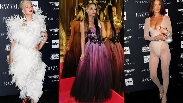 Festa Harper's Bazaar: Os melhores e os piores looks