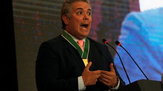 Está identificado responsável por ataque em Bogotá