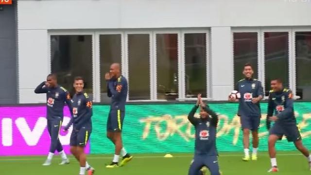 A tremenda maldade de Coutinho a Filipe Luis que 'enlouqueceu' Neymar