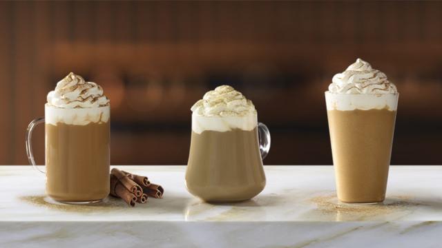 Olá Outono! Starbucks prepara-se para o frio com bebidas especiais