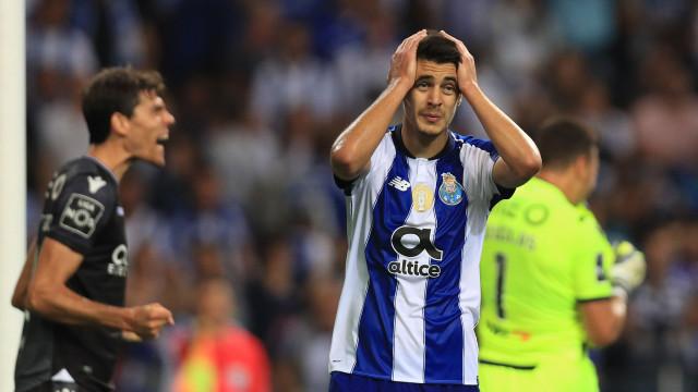 Portugueses, procuram-se. Plantel do FC Porto apresenta registo inédito