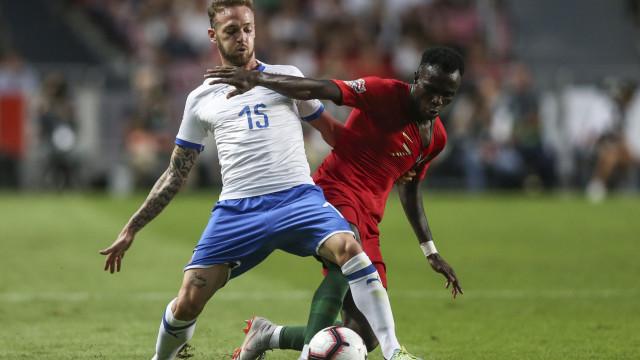 [0-0] Portugal-Itália: A bola volta a rolar na Luz